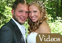 Enjoy a Romantic Michigan Wedding Package at Castle in the Country Bed & Breakfast Inn