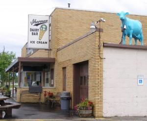 best ice cream in allegan county michigan