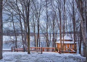 Michigan Winter Lodging Specials