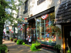 downtown saugatuck michigan