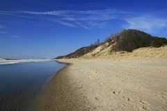 saugatuck sand dunes