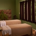 Relax Together with a Side-by-Side Couple's Massage