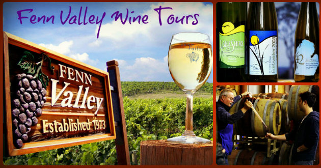 Fenn Valley Wine Tours Correct