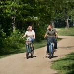 biking in MI
