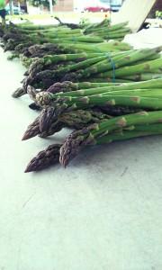 Allegan Farmers Market - Asparagus