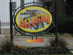 Allegan, Michigan getaway