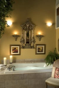 Michigan Bed and Breakfast jacuzzi tubs