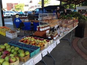 Farmer's Markets in Michigan