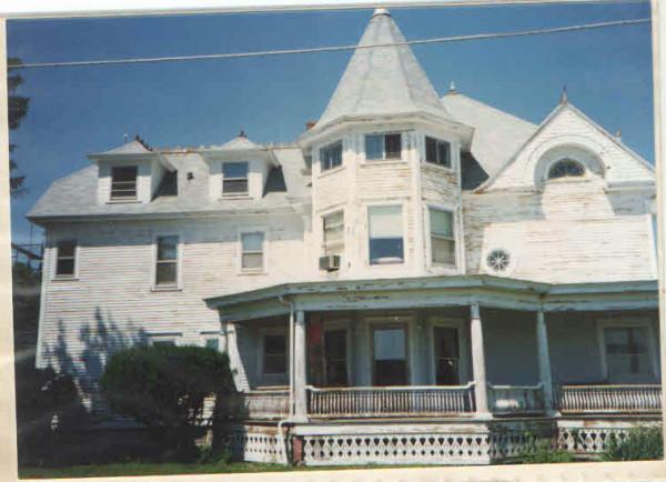 Historic buildings in Michigan