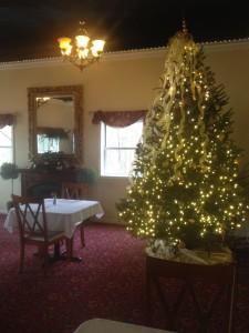Christmas getaway in Michigan