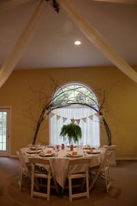 Romantic Winter Wedding Venue