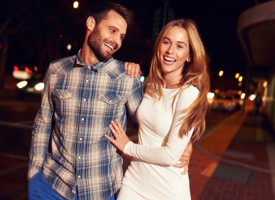 couple on date night enjoy top Michigan theater
