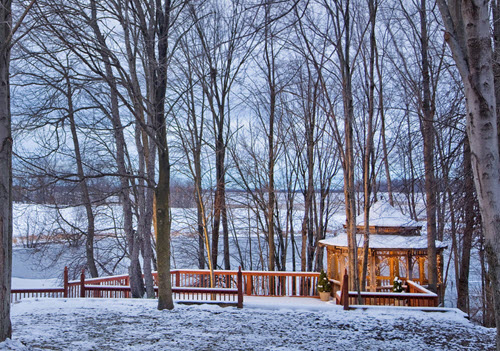 Winter Vacation in Michigan