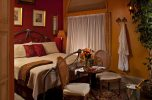 King be in the Romeo and Juliet Suite at our bed and breakfast near Saugatuck, MI