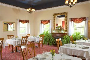 Dining Room at Castle in the Country