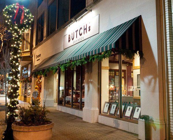Butch's Drydock exterior