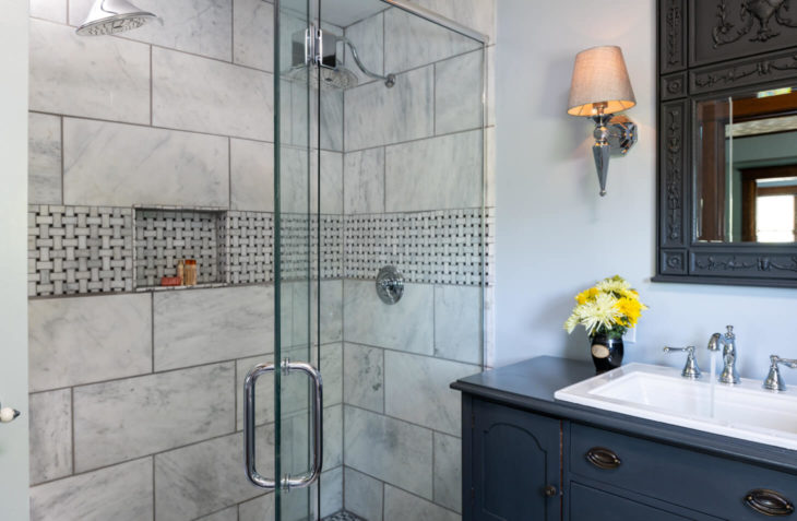 Kingdom Suite Marble Shower